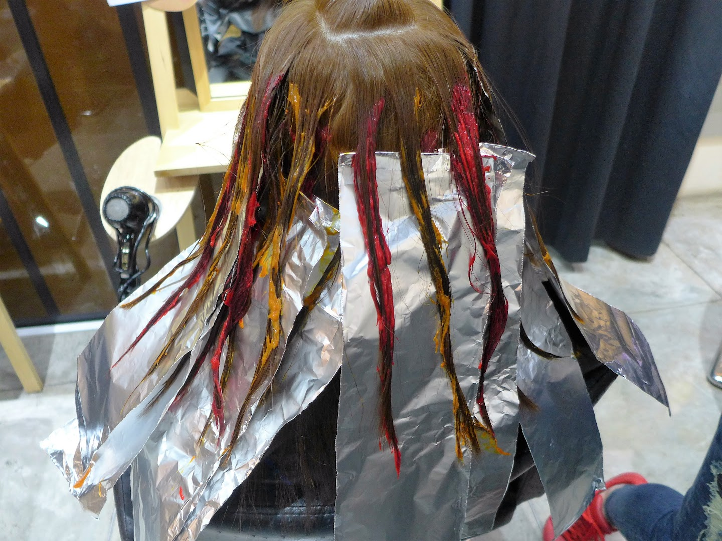 Services Review: 'Roll and Dye' Hair Model for Picasso ...