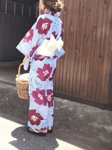 夏の浴衣フェスティバル♡お祭りに似合う大人女性の浴衣コーデ16選 | TRILL【トリル】