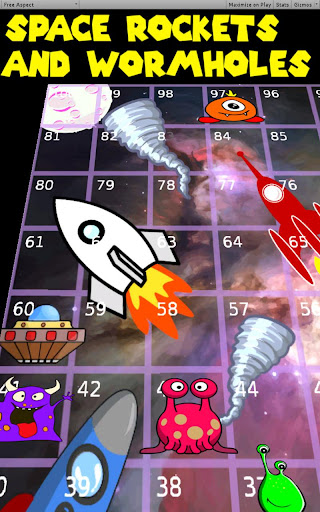 Space Rockets Wormholes Pro