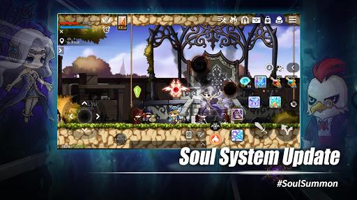 Code Triche MapleStory M - Open World MMORPG APK MOD screenshots 5