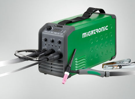 Svets Migatronic Focus Tig 160 DC HP PFC