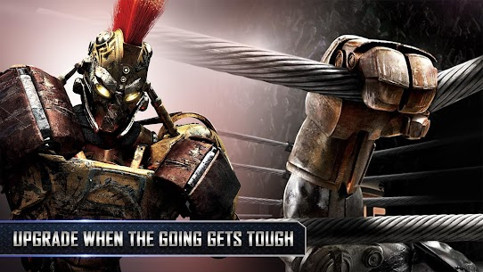 Real Steel HD 1.48.03 APK + Mod + Data for android 5