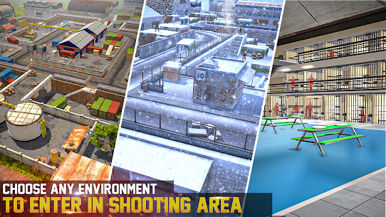 FPS Encounter Shooting 2020: New Shooting Games 3