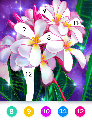 Color by Number - Happy Paint filehippodl screenshot 20