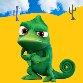 Chameleon Bob: 🦎 Color Switcher, Runner, Shooter