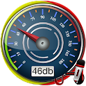 decibel meter icon