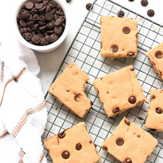Gluten-free Chocolate Chip Cookie Bars