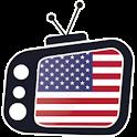 USA TV & Radio FREE 🇺🇸 🇺🇸 icon
