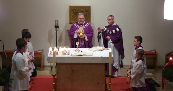 Besuch Bischof Bode in Buer 16.12.2017