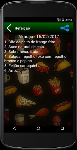 Cardu00e1pio R.U - UFAC 1.2 screenshots 2