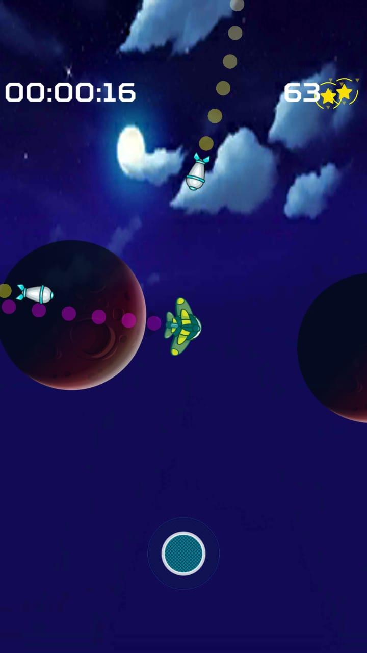 Скриншот Endless Plane Rolling