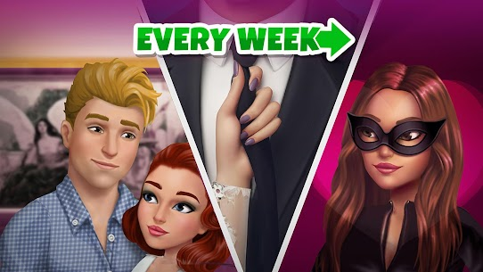 My Story MOD APK 5.18.1 [Unlimited Gems + Free  Choices] 5