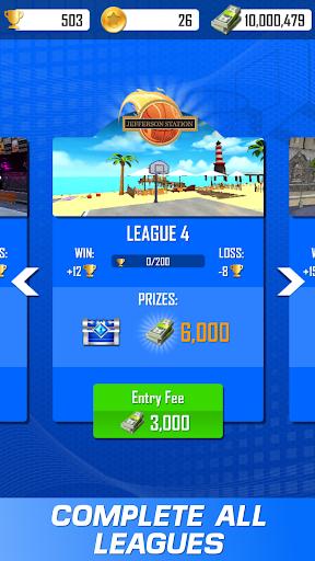 Basketball Clash: Slam Dunk Battle 2K'20 android2mod screenshots 9