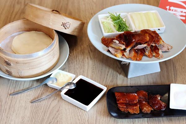 享鴨 烤鴨與中華料理~兩人也能輕鬆吃/平價預約烤鴨/東區美食推薦