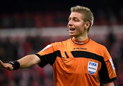 Lawrence Visser arbitrera l'affiche du week-end : Anderlecht - Bruges