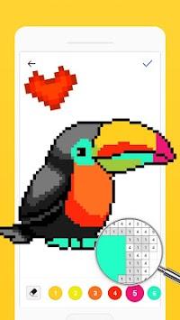 Bixel - Color by Number, Pixel Art