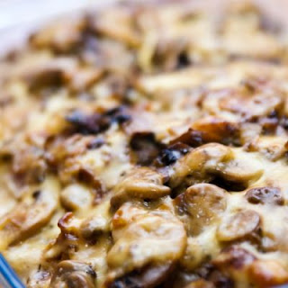 Cream Of Mushroom Soup Baked Chicken Casserole Recipes.