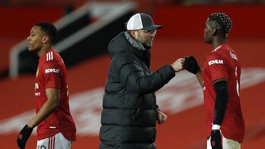 Komentar Jurgen Klopp Setelah Liverpool Kalah dari MU di Piala FA - Tribun Jogja