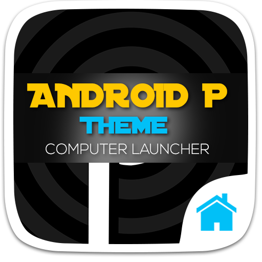 P Theme for Android™ P 9.0 Style Launcher APK Cracked Download