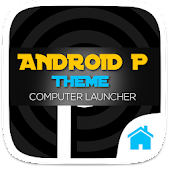 P Theme for Android™ P 9.0 Style Launcher