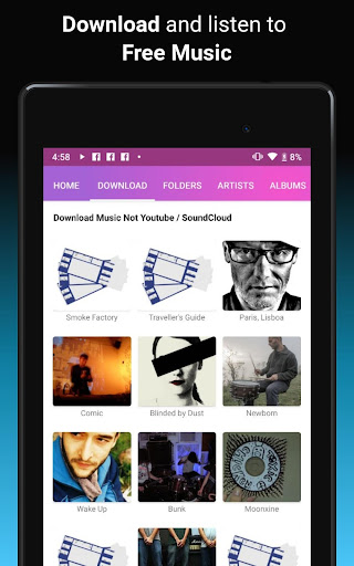 Download music, Free Music Player, MP3 Downloader 1.121 screenshots 16