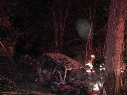 Old Redding Road MVA May 17, 2017