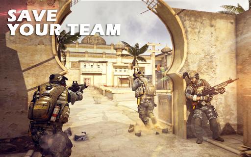 Fire Squad FPS Shooter Warfare 1.0 screenshots 1
