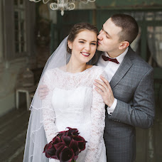 Bryllupsfotograf Konstantin Macvay (matsvay). Bilde av 15.11.2017