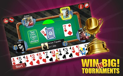 Indian Rummy (13 & 21 Cards) by Octro APK Download – Free Card GAME for Android 8