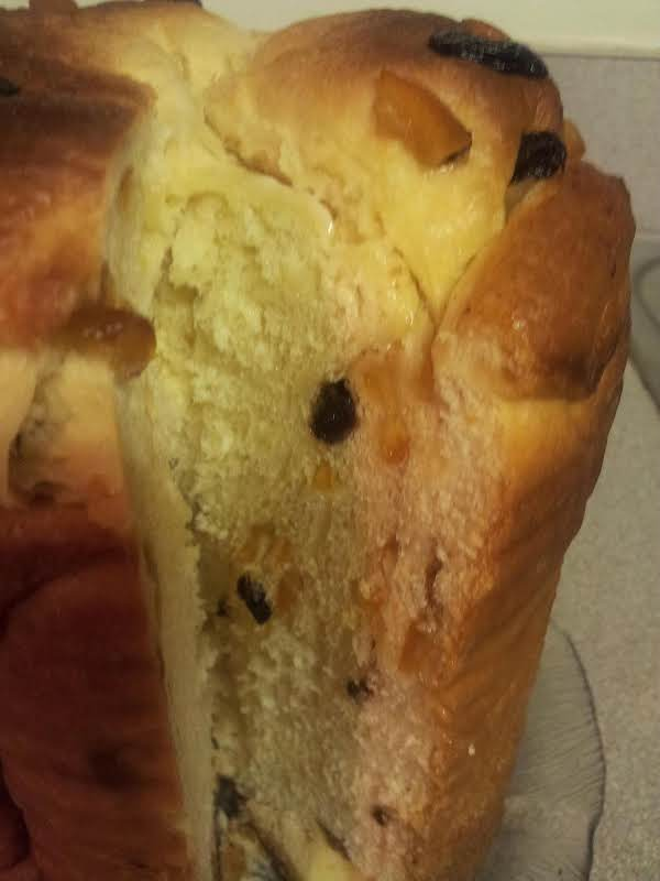 Homemade Italian Panettone Recipe