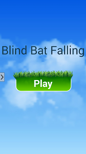 Blind Bat Falling