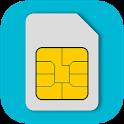 SIM Card Information + SIM Contacts icon