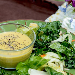 Savory Citrus Salad Dressing