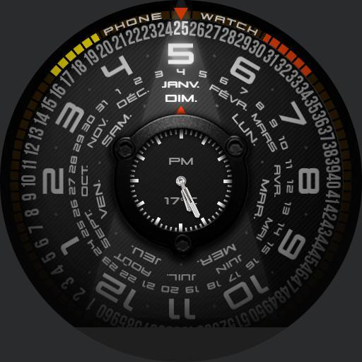 WatchMaker Watch Face – Capture d'écran