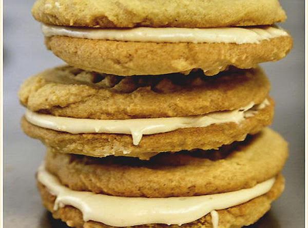 My Kids' Favorite Caramel Cream Sandwich Cookies Recipe