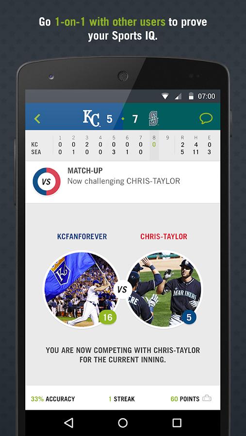 Preplay: MLB, Football - screenshot