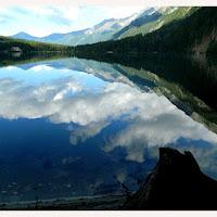 Mattino sul lago di