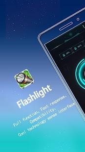 Multifunctional flashlight-LED - náhled