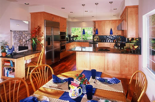 Photo: Gayler Construction - Kitchen & Dining Area Remodel