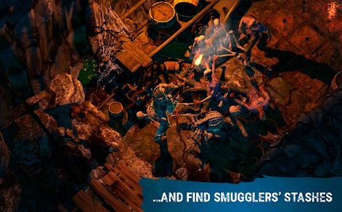 Steven Seagal's Archipelago Survival Mod Apk Download For Android and Iphone 4