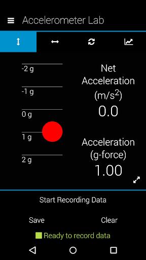Physics Accelerometer Lab