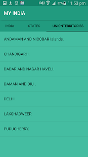 MY INDIA all states details - náhled