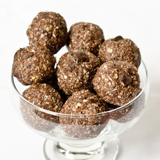 Double Chocolate Coconut Energy Bites Recipe