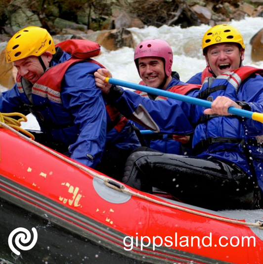 Welcome to Rafting Australia, their whitewater paddling addiction started in 1976, that is over 40 years ago