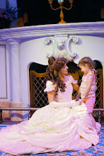 Photo: Enchanted Tales with Belle - Susie was so excited to get to say hi to one of her favorite #Disney #Princesses.