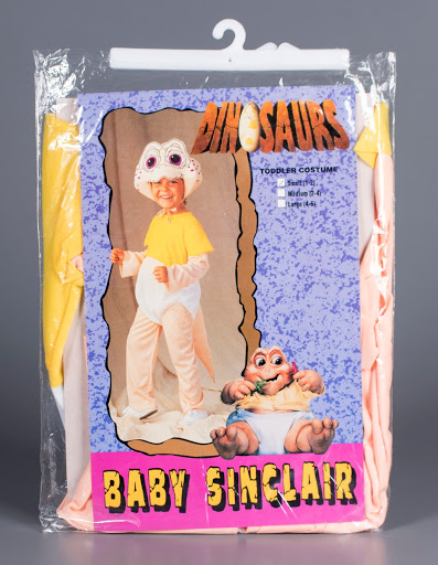 Talkingbabysinclair In 1992 Hasbro Released A 12 Inch Talking Baby Sinclair Doll