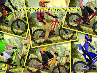 Bike Mayhem Free APK screenshot thumbnail 14