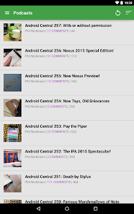 Android Central - Tips & Apps- screenshot thumbnail