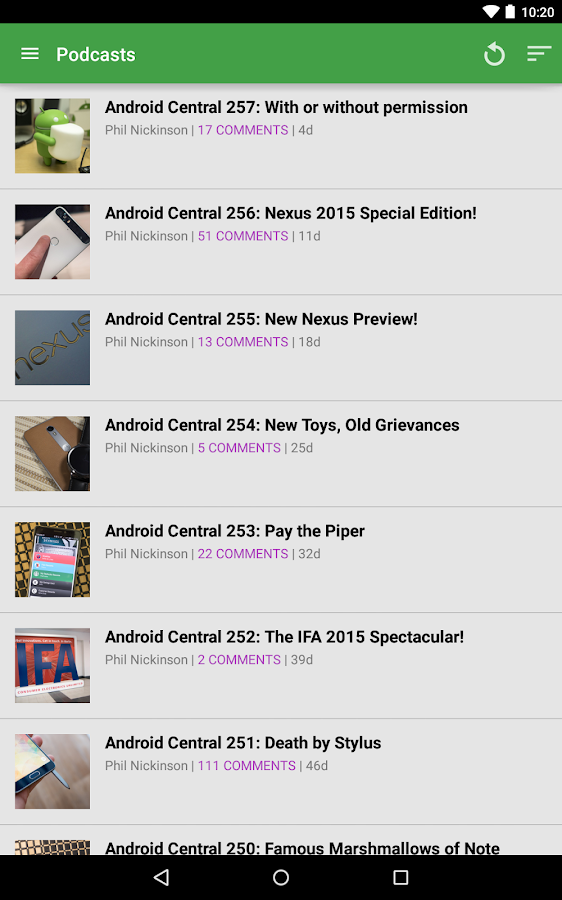 Android Central - Tips & Apps- screenshot