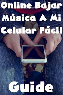 Descargar Musica Rapido y Facil Guide Al Movil - náhled